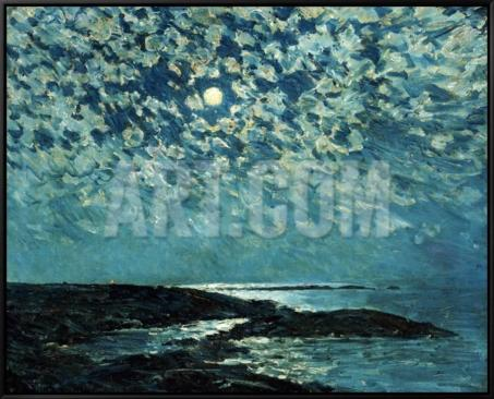 childe-hassam-moonlight-isle-of-shoals