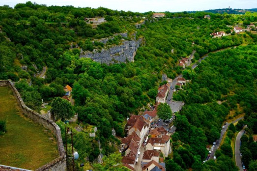 cliff-village