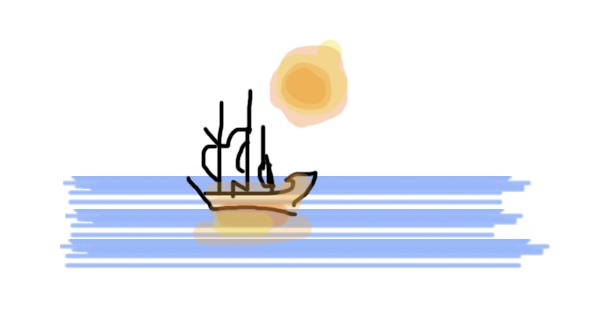 wallie_boat_heading